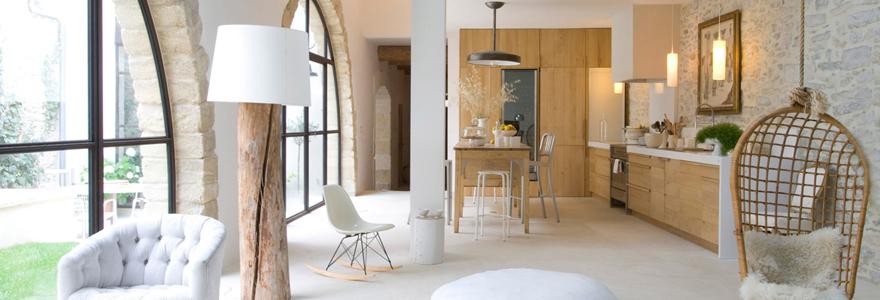 quelques exemples d id es cr atives pour d corer sa maison. Black Bedroom Furniture Sets. Home Design Ideas