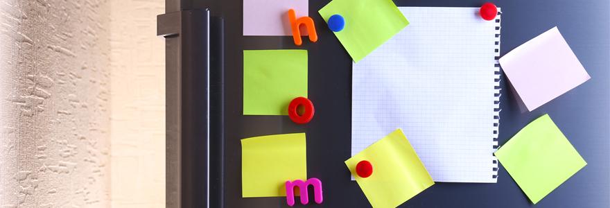 Papiers magnétiques